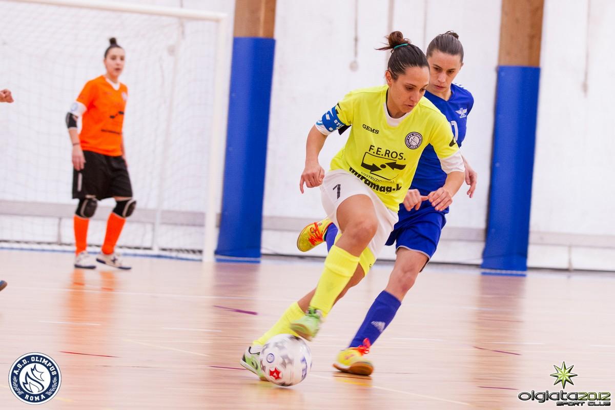 Serie A Femminile Stagione 2014/2015