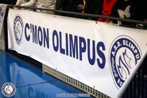 OLIMPUS OLGIATA - FUTSAL ISOLA 1-2