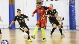 Olimpus Roma vs Kick Off 2 - 2 Serie A Calcio a 5 Femminile 19 Novembre 2017 - Foto: Giada Giacomini ©